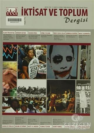 İktisat ve Toplum Dergisi Sayı: 2