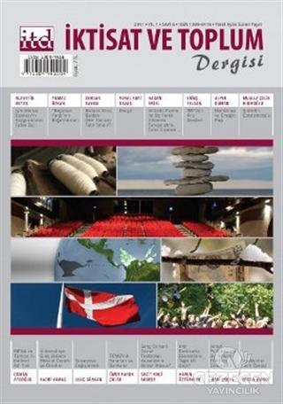 İktisat ve Toplum Dergisi Sayı: 6