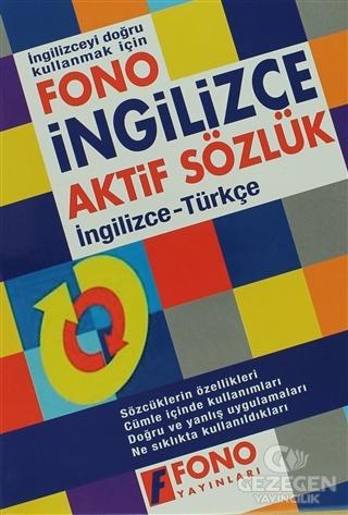 İngilizce Aktif Sözlük