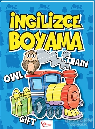İngilizce Boyama
