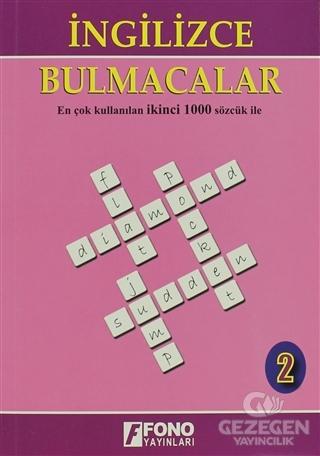 İngilizce Bulmacalar 2. Kitap