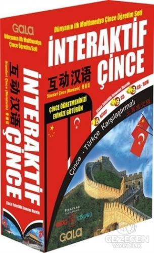 İnteraktif Çince (8 Kitap - 8 Cd)