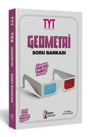 İsem YKS TYT Geometri Soru Bankası İsem Yayıncılık İSEM Yayıncılık   K