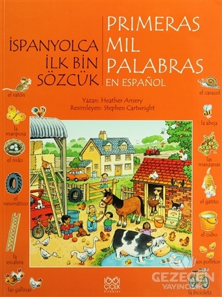 İspanyolca İlk Bin Sözcük - Primeras Mil Palabras en Espanol