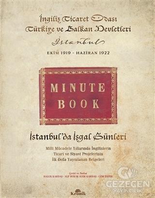 İstanbul'da İşgal Günleri (Ciltli)