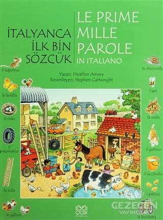 İtalyanca İlk Bin Sözcük - Le Prime Mille Parole in Italiano
