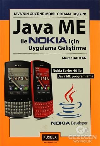 Java ME ile Nokia İçin Uygulama Geliştirme