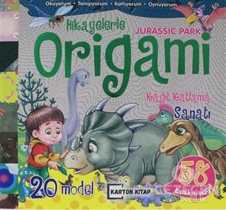Jurassic Park - Hikayelerle Origami
