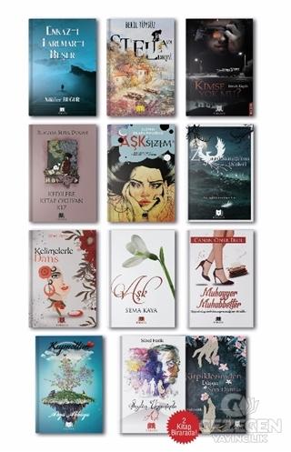 Kadın Yazarlar Seti (12 Kitap Takım)