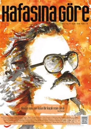 Kafasına Göre Dergisi Sayı: 11 Kasım - Aralık 2016