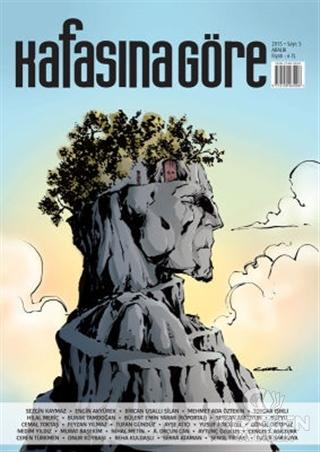 Kafasına Göre Dergisi Sayı: 5 Aralık 2015