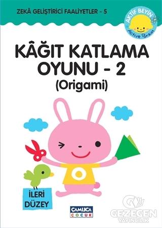 Kağıt Katlama Oyunu - 2 : Origami