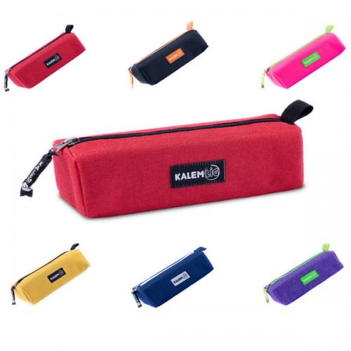 Kalemlig Kalem Kutusu Tek Bölmeli N-Smart KLG-NS01