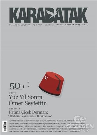 Karabatak Dergisi Sayı: 50 Mayıs - Haziran 2020