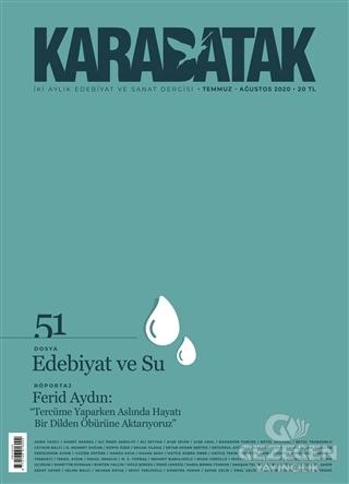 Karabatak Dergisi Sayı: 51 Temmuz - Ağustos 2020