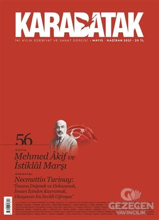 Karabatak Dergisi Sayı: 56 Mayıs - Haziran 2021