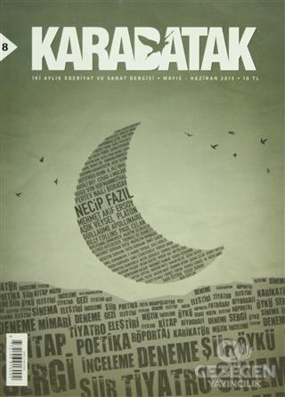 Karabatak Sayı: 8 Mayıs-Haziran 2013