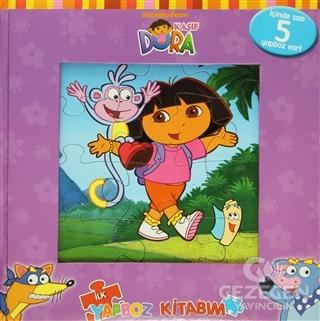 Kaşif Dora - İlk Yapboz Kitabım