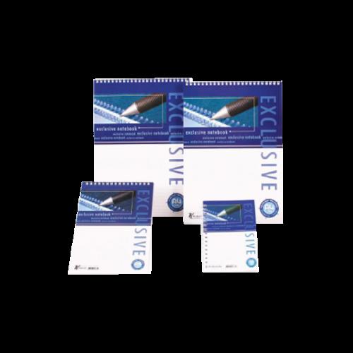 Keskin Color Bloknot Exclusive Spiralli Kareli 80 YP A6 143202-99