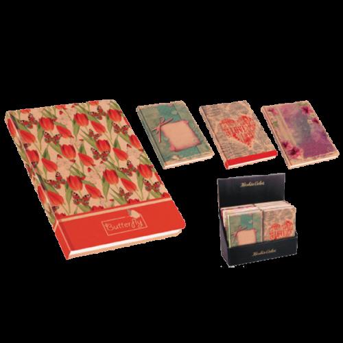 Keskin Color Defter Karton Kapak Çizgisiz 96 YP 14x20 Kraft 310250-99