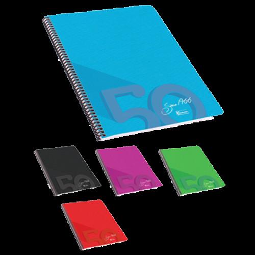 Keskin Color Defter Since 1966 Plastik Kapak Kareli 60 YP 19x25 324302-99