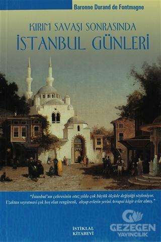 Kırım Savaşı Sonrasında İstanbul Günleri