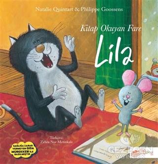 Kitap Okuyan Fare Lila