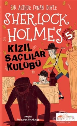 Kızıl Saçlılar Kulübü - Sherlock Holmes 5
