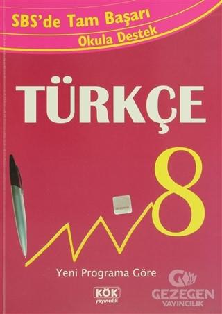 Kök SBS'de Tam Başarı 8. Sınıf Türkçe