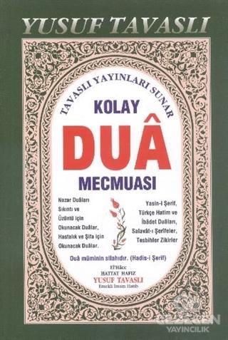Kolay Dua Mecmuası (B07)