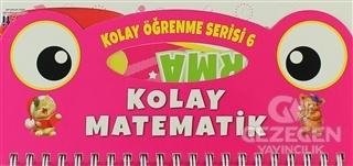 Kolay Öğrenme Serisi 6 : Kolay Matematik / Dört İşlem Çıkarma