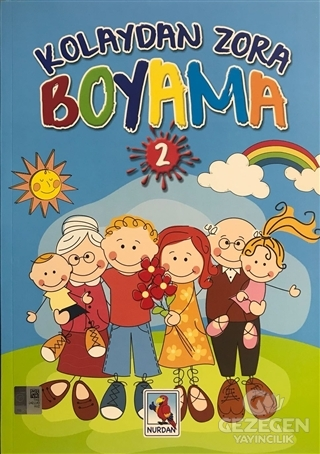Kolaydan Zora Boyama 2