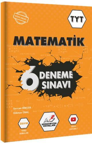 2021 TYT Matematik Denemeleri  | Kondisyon Yayınları