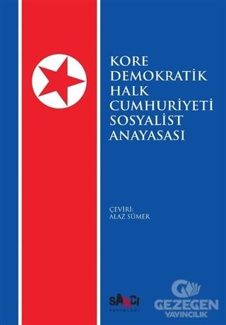 Kore Demokratik Halk Cumhuriyeti Sosyalist Anayasası