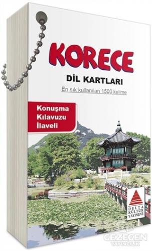 Korece Dil Kartları