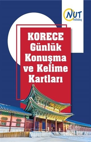 Korece Günlük Konuşma ve Kelime Kartları