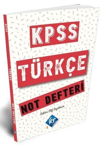 Kpss Türkçe Defteri