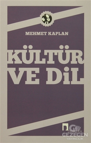 Kültür ve Dil
