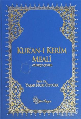 Kur'an-ı Kerim Meali (Rahle Boy)
