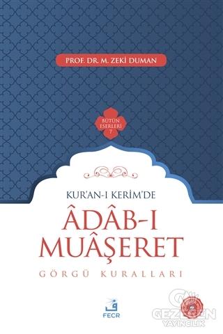 Kur'an-ı Kerim'de Adab-ı Muaşeret