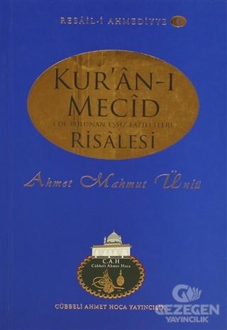 Kur'An-I Mecid RisALESi