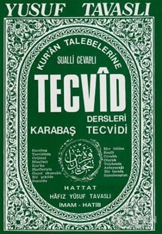 Kur'an Talebelerine Tecvid Dersleri - Kabataş Tecvidi (B21)