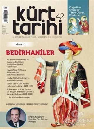 Kürt Tarihi Dergisi Sayı: 42 Ekim - Kasım - Aralık 2020