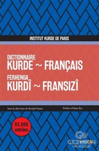 Kürtçe - Fransızca Sözlük