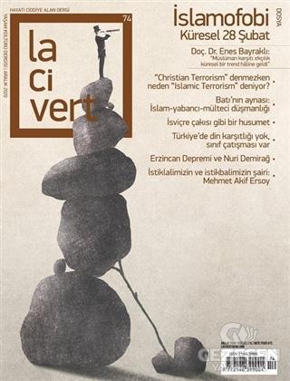 Lacivert Dergisi Aralık 2020 Sayı 74