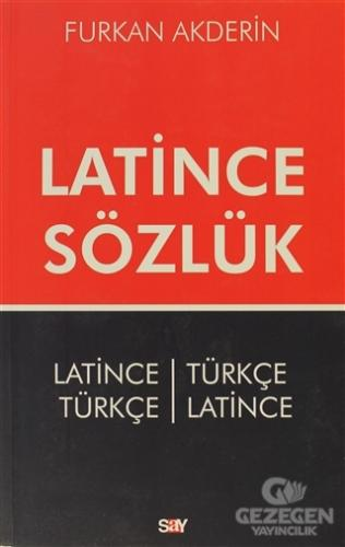 Latince Sözlük