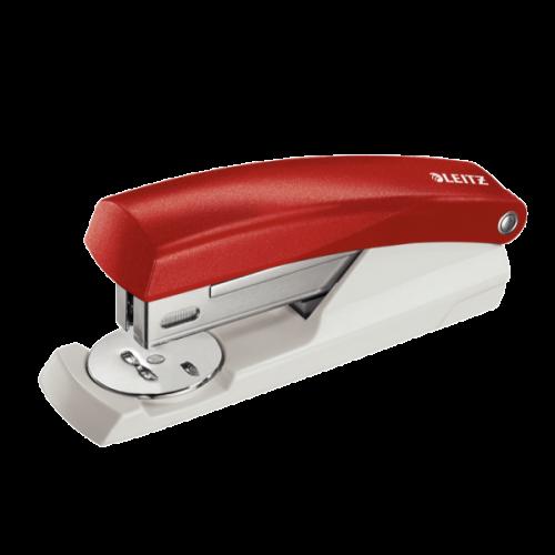 Leitz Büyük Zımba Makinası Nexxt Series 25 SY 24/6 Kırmızı 5501-00-25