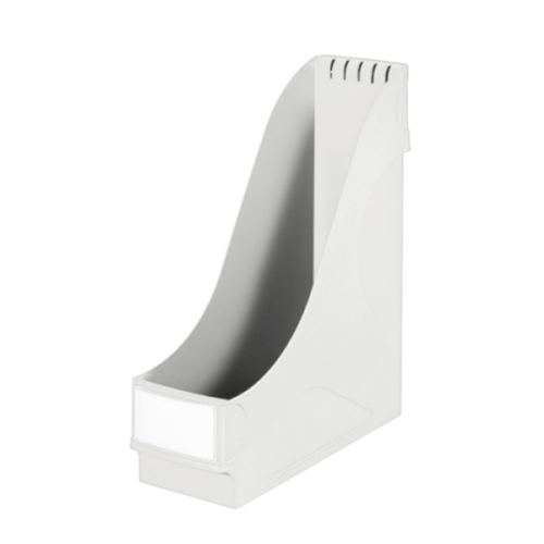 Leitz Kutu Klasör (Magazinlik) Plastik 9.8x31.8x29.1 Beyaz 2425T