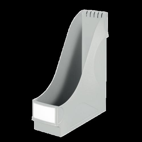 Leitz Kutu Klasör (Magazinlik) Plastik 9.8x31.8x29.1 Gri 2425T