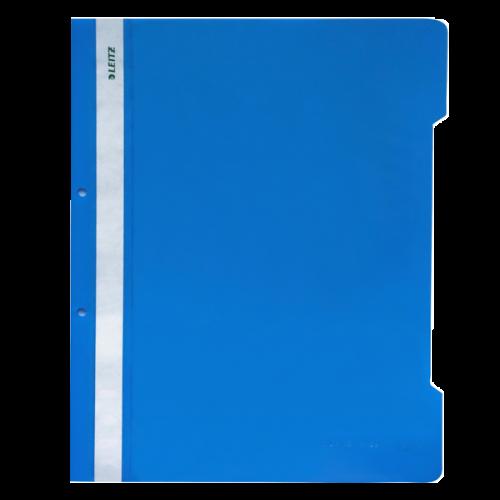 Leitz Telli Dosya Plastik Açık Mavi L-4189